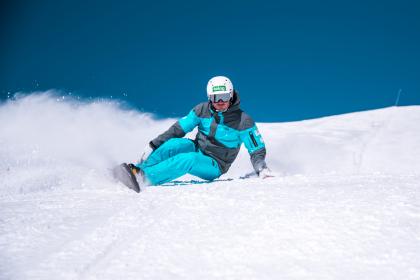 Alexander Payer, Snowboard