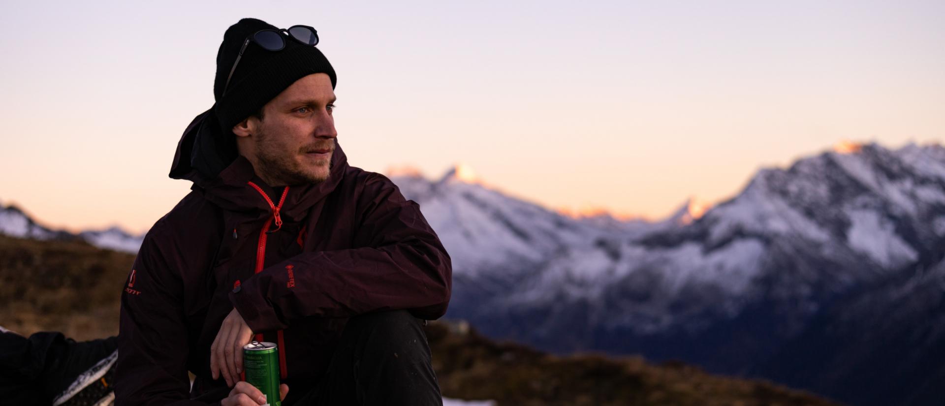 Lukas Ebenbichler, Ski, Tourengehen